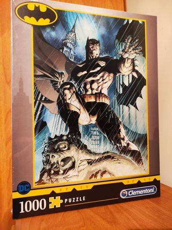 PUZZLE Batman 1000 el. Nowe Clementoni