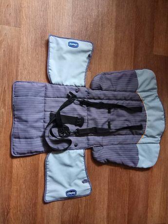 Срочно продам текстиль для коляски Chicco Enjoy