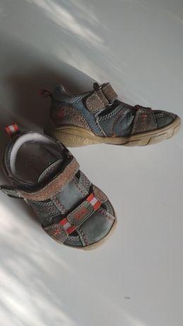 Кожаные сандалии Baren-Schuhe на мальчика