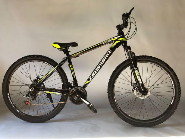 Горний алюминиевый велосипед 27.5 желтый (есть разные размеры и цвета)