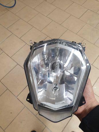 Ktm 690 smc r enduro lc4 lampa przód przednia reflektor