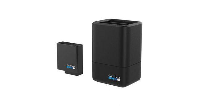 Зарядное устройство для подзарядки двух аккумуляторовHERO7,6,5)