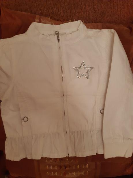 Пиджачок, курточка на девочку