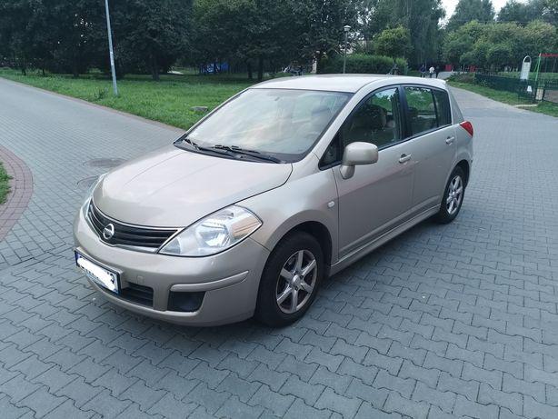 Nissan Tiida 1.6 110KM, salon polska