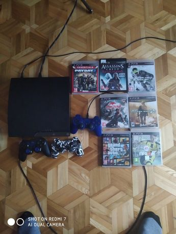 Ps 3 plus 3pady i 7gier