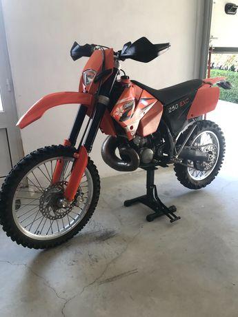 Ktm exc 250 2t 2006