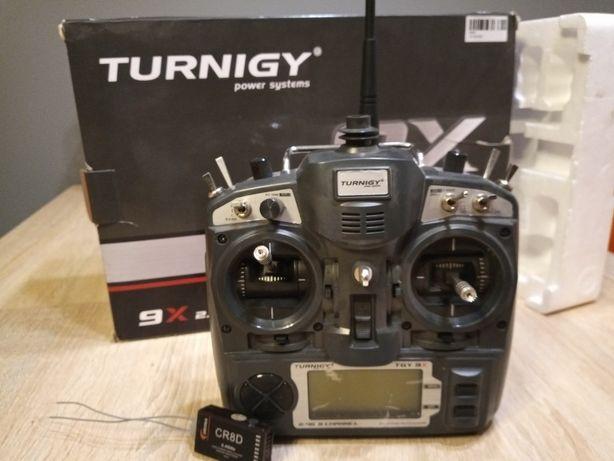 Radio Turnigy TGY 9X + moduł nadawczy i odbiornik Corona 2.4 GHz