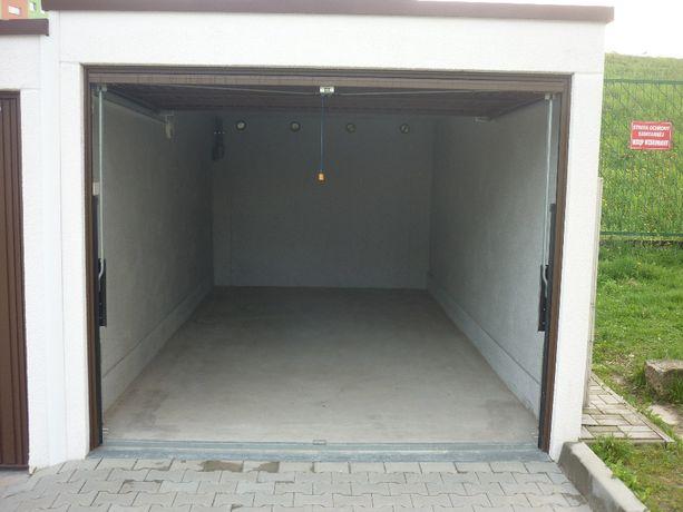 Mam do wynajęcia nowy murowany garaż os. Świętokrzyskie Kielce