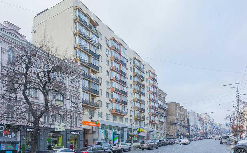 1к Метро Олимпийская Большая Васильковская 54 квартира посуточно-1