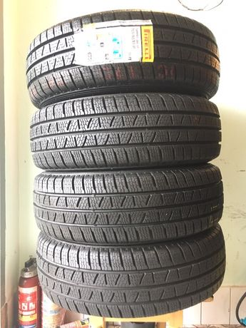 205/65/R16C 107/105T Pirelli Carrier Winter резина шины покрышки 4 шт.
