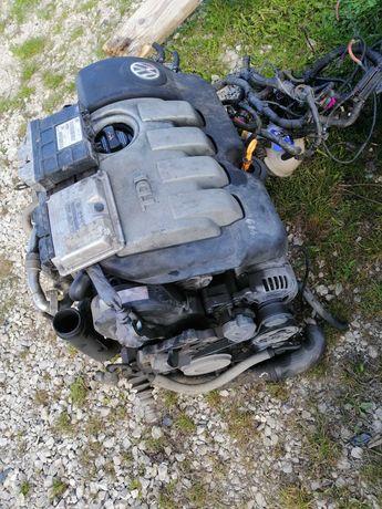 Silnik  Goły AUY  VW Sharan 1.9 TDI  Audi Seat Alhambra  Skoda St. BDB