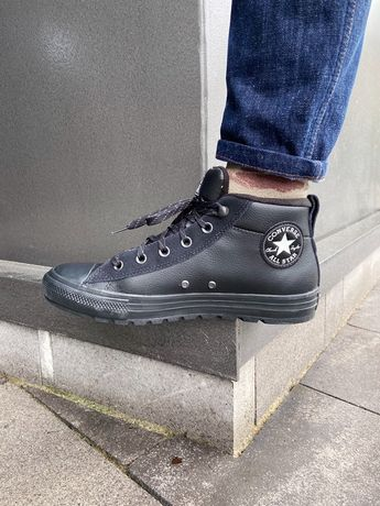 Converse All Star Leather 166071c Оригинал
