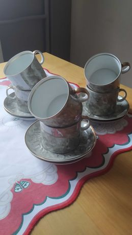Porcelana- filiżanki