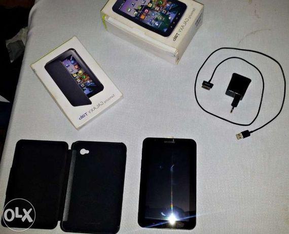 Vendo Samsung Galaxy Tab, 3G, livre de rede,como novo