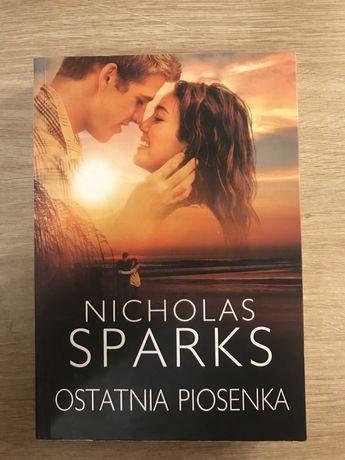 Ostatnia piosenka Nicholas Sparks