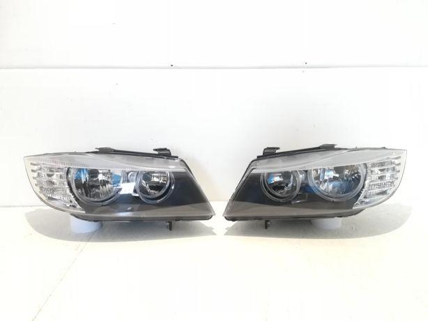 BMW 3 E90 08- LIFT reflektor lampa przednia przód l/p