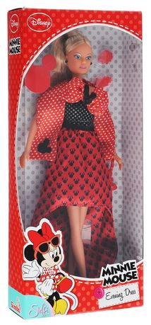 Кукла Штеффи Minnie Mouse Evening Dress