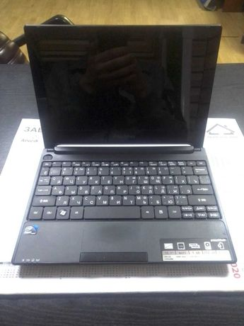 """Нетбук 10.1"""" Ноубук, Ноут Intel Atom N455, 2 ГБ ОЗУ, 250 GB ЖД"""
