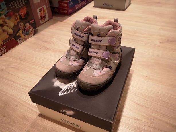 Buty kozaki śniegowce Geox 23