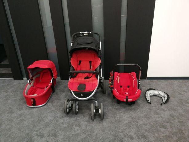 Wózek dla dziecka 0-4 lata sprzedam Casualplay Extreme S6