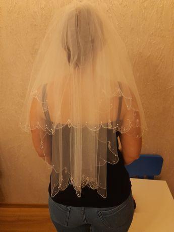 Nowy Welon + dekoracja włosów