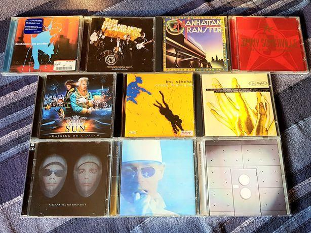 Lote de 10 CDs - Diversos (Portes Grátis)