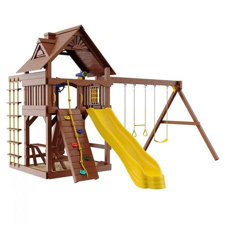 Дитячий майданчик. Игровая площадка. Детская площадка.