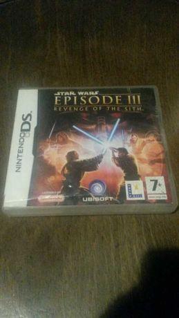 Star Wars Episode III: Revange of the Sith Nintendo DS