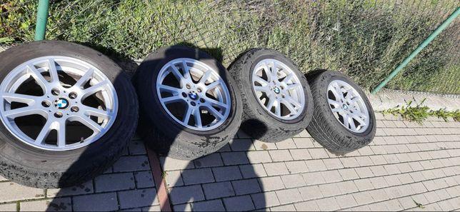 Koła zimowe BMW X3 e83  235/55 r17