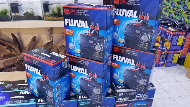 Filtro para aquario Fluval novo 306