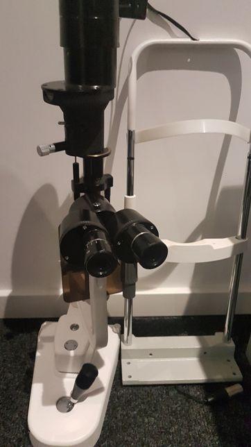 Lampada fenda biomicroscopio optometria oftalmologia