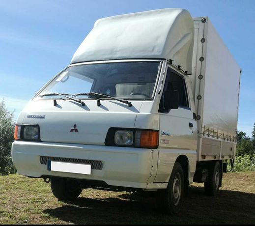 "Mitsubishi L300 2.5 TD ""como nova"""