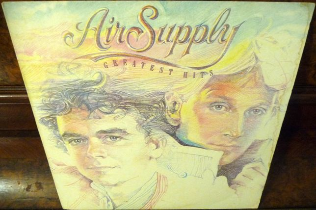 "Виниловая пластинка оригинал (USA) =AIR SUPPLY= 1983 ""Greatest Hits"""