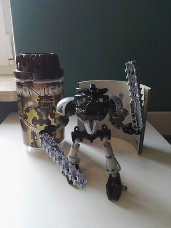 Lego Bionicle - Onua Nuva 8566 (stan bardzo dobry)