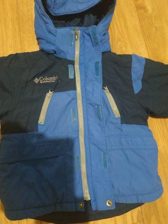 Куртка осенняя осіння куртка Columbia Adidas