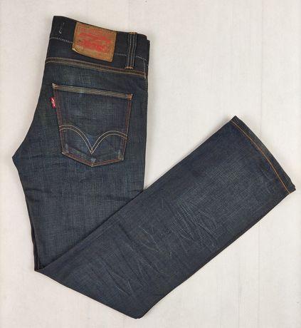 Levi's 511 damskie spodnie jeansowe rozmiar W31 L34