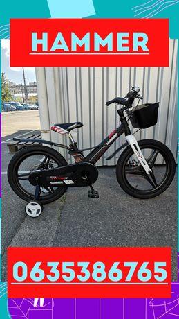 """Детские велосипеды HAMMER 14,16,18"""" Ardis Falcon X .Марс Алюминий!!"""