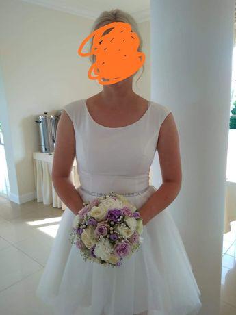 Sukienka wesele, poprawiny