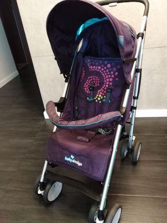 Wózek parasolka BabyDesing
