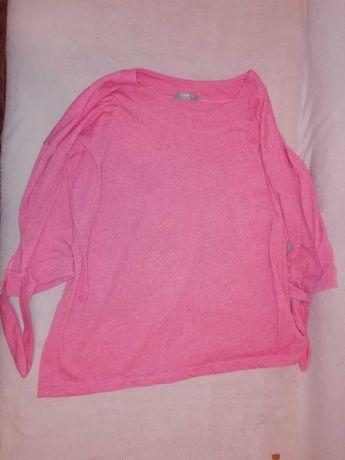 Różowa bluzka damska TXM
