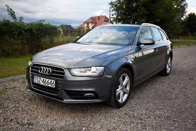 Sprzedam piękne Audi A4 B8 - 2015 r. Polski salon - IGŁA !!