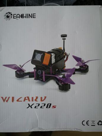 Dron RC, wyścigowy, Eachine Wizard X220S