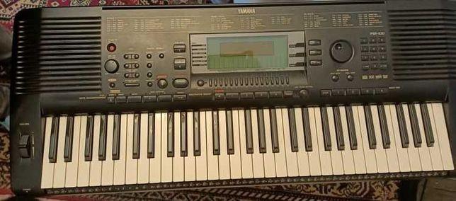 Kultowa Yamaha PSR-630 w pełni sprawna