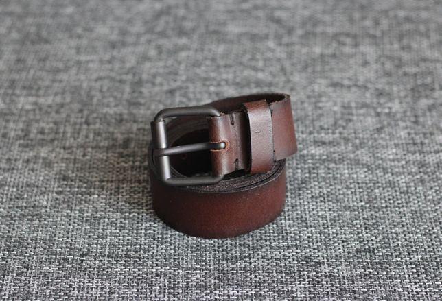 Ремень шкіряний NEXT Оригінал Made in Italy W 33-37