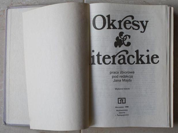 Okresy literackie, Jan Majda