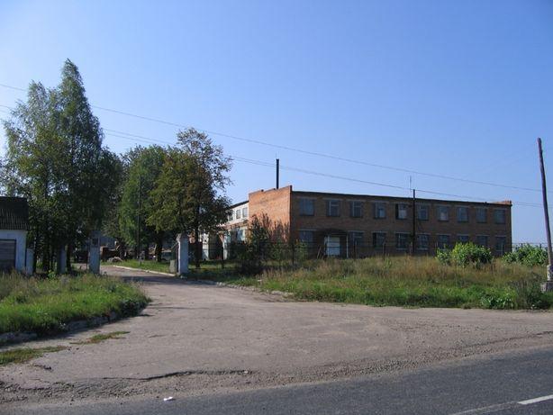 Продам производственный комплекс в Сумской обл.