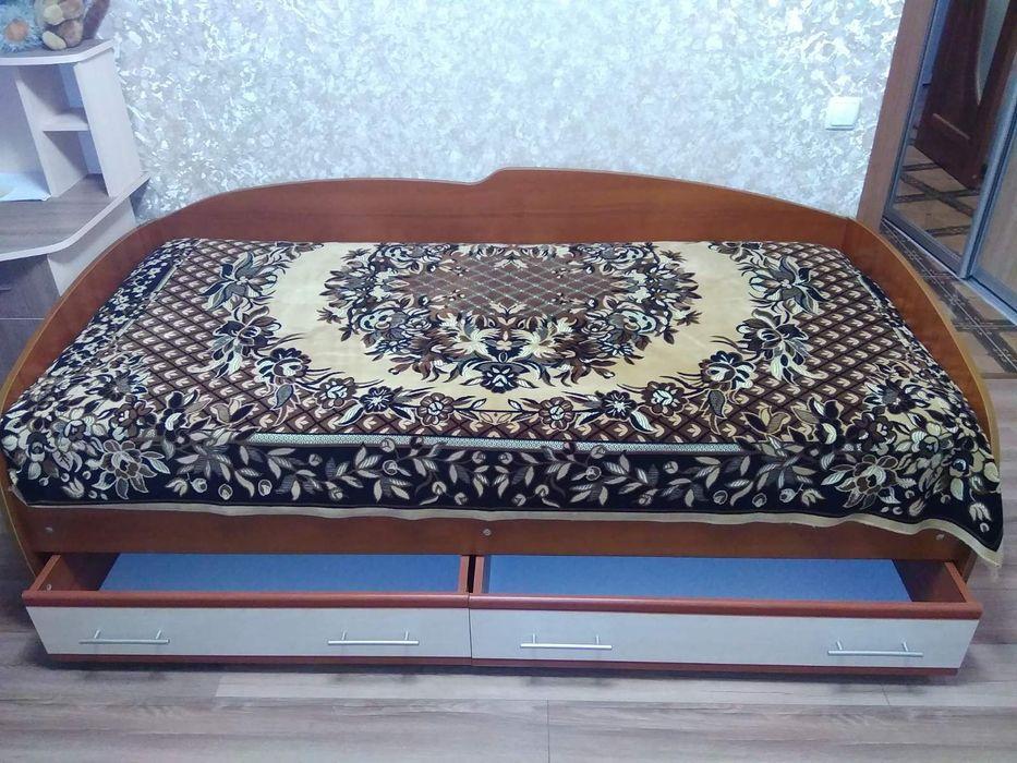 Продам ліжко з матрасом Бердичев - изображение 1