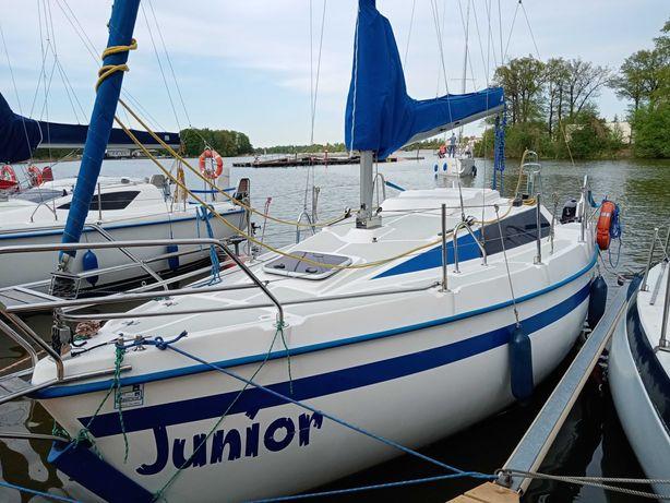 Czarter jachtu TES 678 BT Iława j. Jeziorak