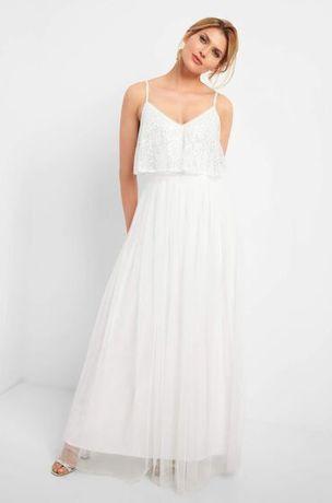 Nowa suknia ślubna 36 38