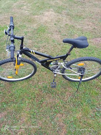 Rower młodzieżowy 24cale